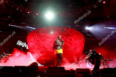Editorial photo of Global Citizen VAX LIVE: The Concert To Reunite The World, Inglewood, California, USA - 02 May 2021