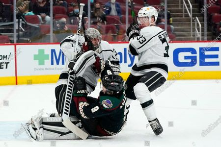 Editorial image of Kings Coyotes Hockey, Glendale, United States - 03 May 2021