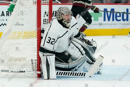 Editorial photo of Kings Coyotes Hockey, Glendale, United States - 03 May 2021