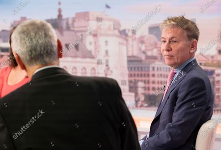 Editorial picture of 'Good Morning Britain' TV Show, London, UK - 04 May 2021