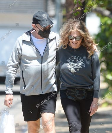 Tom Hanks and wife Rita Wilson