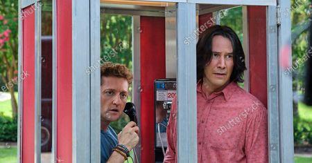 Alex Winter, Keanu Reeves