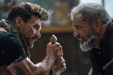 Frank Grillo, Mel Gibson