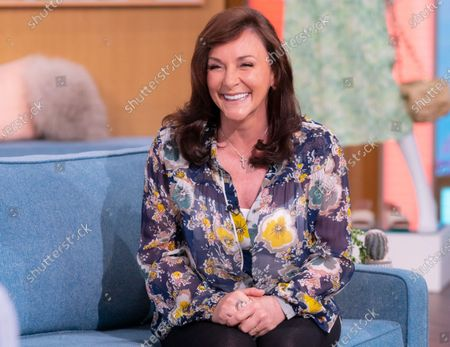 Stock Picture of Shirley Ballas
