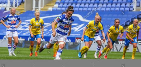 Editorial picture of Reading v Brighton & Hove Albion, Barclays FA Womens Super League, The Madejski Stadium, Reading, UK - 02 May 2021