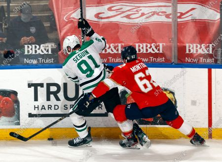 Editorial picture of Stars Panthers Hockey, Sunrise, United States - 03 May 2021