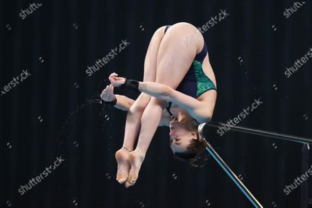 Editorial image of FINA Diving World Cup, Tatsumi Aquatics Centre, Tokyo, Japan - 04 May 2021