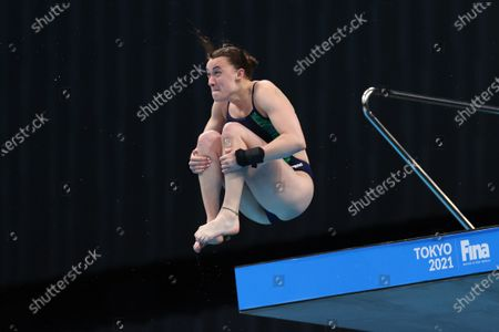 Editorial photo of FINA Diving World Cup, Tatsumi Aquatics Centre, Tokyo, Japan - 04 May 2021