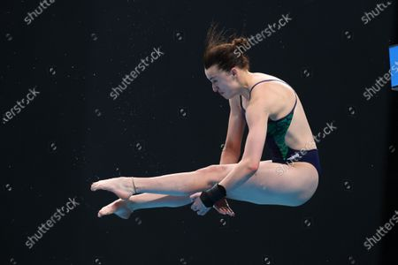 Editorial picture of FINA Diving World Cup, Tatsumi Aquatics Centre, Tokyo, Japan - 04 May 2021