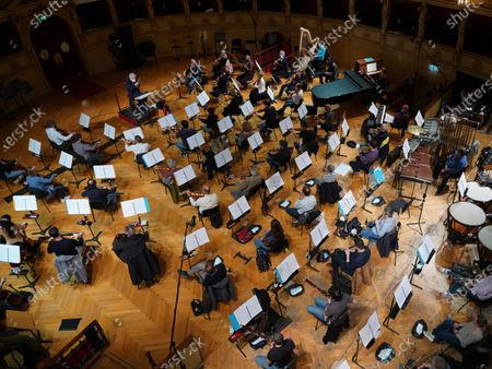 Editorial picture of Italian composer and conductor Nicola Piovani in Trieste, Italy - 04 May 2021