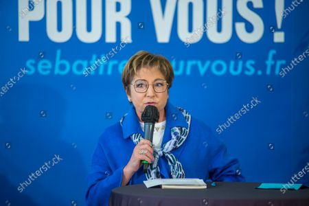 Natacha Bouchart has joined the list for the regions of Xavier Bertrand