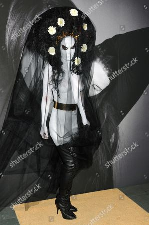 Stock Picture of Kembra Pfahler