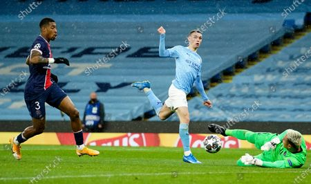 Editorial photo of Soccer Champions League, Manchester, United Kingdom - 04 May 2021