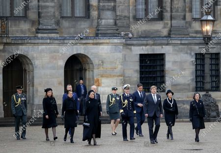 Editorial photo of Royal couple attends National Remembrance Day in Amsterdam, Netherlands - 04 May 2021