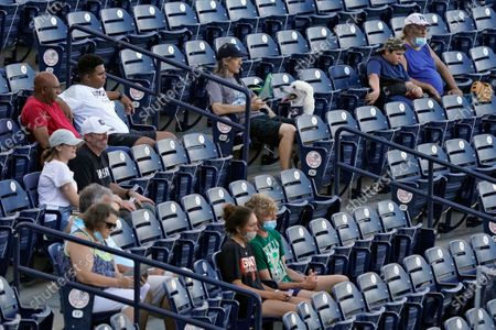 Editorial picture of Minors Return Baseball, Tampa, United States - 04 May 2021