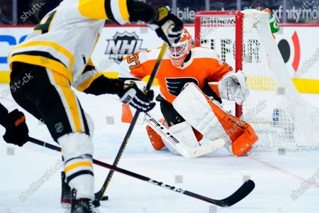 Editorial image of Penguins Flyers Hockey, Philadelphia, United States - 04 May 2021