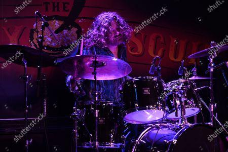 Stock Photo of Tab Benoit of The Josh Garrett Band