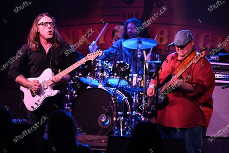 Editorial image of The Josh Garrett Band in concert at The Funky Biscuit, Boca Raton, Florida, USA - 04 May 2021