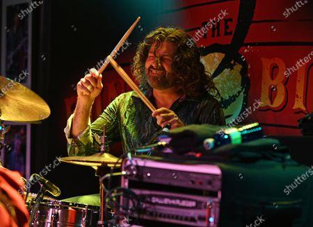 Tab Benoit of The Josh Garrett Band