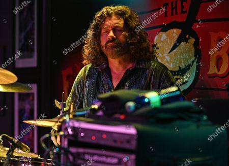 Stock Picture of Tab Benoit of The Josh Garrett Band