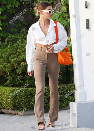 Editorial picture of Hailey Bieber out and about, Beverly Hills, Los Angeles, California, USA - 04 May 2021