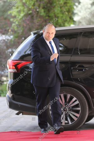 Editorial picture of Israeli Prime Minister Benjamin Netanyahu fails to form new government, Jerusalem, Israel - 05 May 2021