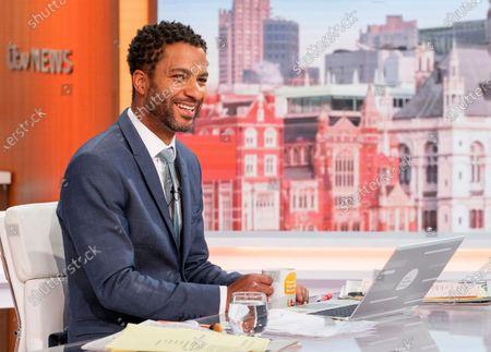 Editorial image of 'Good Morning Britain' TV Show, London, UK - 05 May 2021