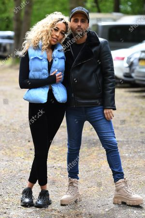 Editorial picture of Exclusive - 'The Only Way is Essex' TV show filming, UK - 04 May 2021