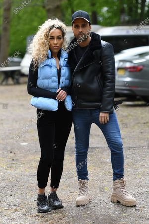 Editorial photo of Exclusive - 'The Only Way is Essex' TV show filming, UK - 04 May 2021