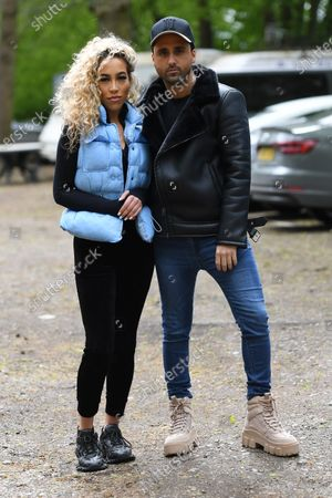 Editorial image of Exclusive - 'The Only Way is Essex' TV show filming, UK - 04 May 2021