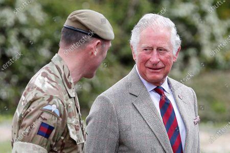 Editorial image of Royals, London, United Kingdom - 05 May 2021