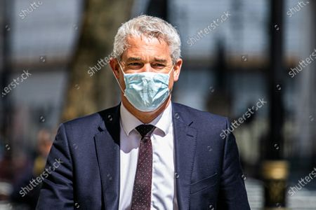 Editorial image of Politicians in Westminster, Westminster, London, UK - 05 May 2021
