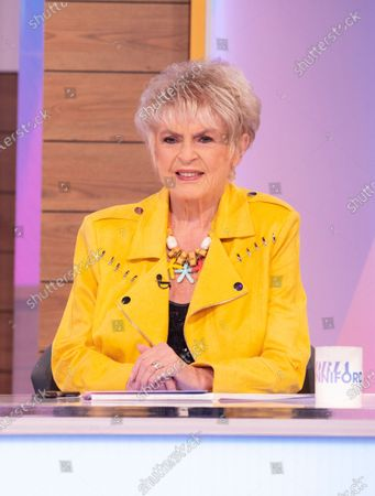 Stock Picture of Gloria Hunniford