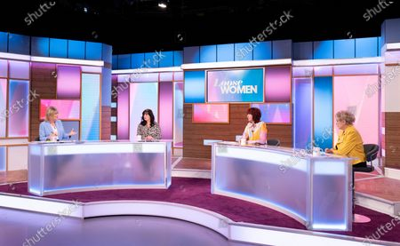 Editorial picture of 'Loose Women' TV Show, London, UK - 05 May 2021