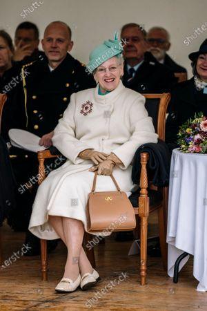 Editorial image of Queen inaugurates sculpture October 1943, Copenhagen, Denmark - 05 May 2021