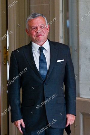 His Majesty King Abdullah II ibn Al Hussein of Jordan.