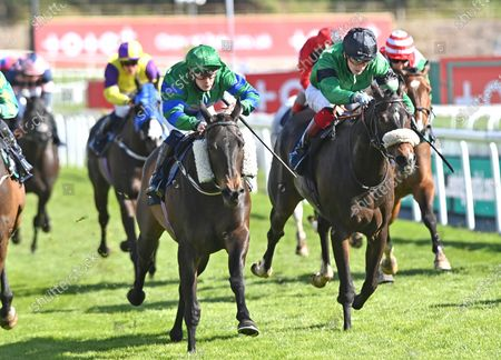 Editorial picture of Horse Racing from Chester Racecourse, UK - 05 May 2021