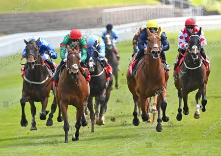 Editorial image of Horse Racing from Chester Racecourse, UK - 07 May 2021