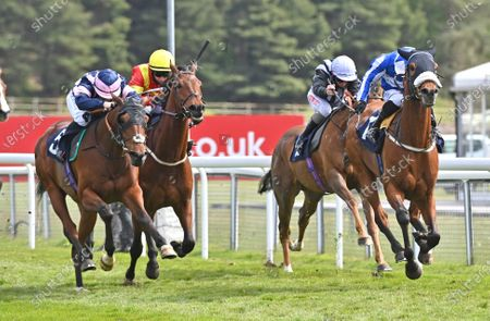 Editorial photo of Horse Racing from Chester Racecourse, UK - 07 May 2021