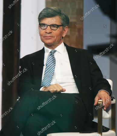 George Stephanopoulos on Good Morning America in New York May 04, 2021 Credit:RW/MediaPunch