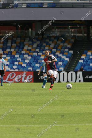 Editorial picture of Serie A - SSC Napoli vs Cagliari Calcio, Naples, Italy - 02 May 2021