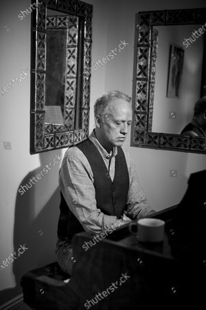 """Stock Image of Grammy-winning jazz saxophonist-composer Ted Nash poses for a portrait in New York on . Nash is releasing an album with actress Glenn Close on Friday. """"Transformation: Personal Stories of Change, Acceptance, and Evolution,"""" is an 11-track spoken word jazz album that tackles heavy topics like race, politics and identity"""