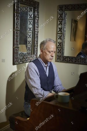 """Stock Photo of Grammy-winning jazz saxophonist-composer Ted Nash poses for a portrait in New York on . Nash is releasing an album with actress Glenn Close on Friday. """"Transformation: Personal Stories of Change, Acceptance, and Evolution,"""" is an 11-track spoken word jazz album that tackles heavy topics like race, politics and identity"""