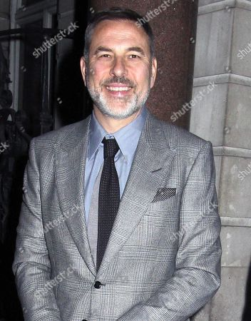 Editorial photo of Nick Candy and David Walliams out and about, London, UK - 24 Apr 2021