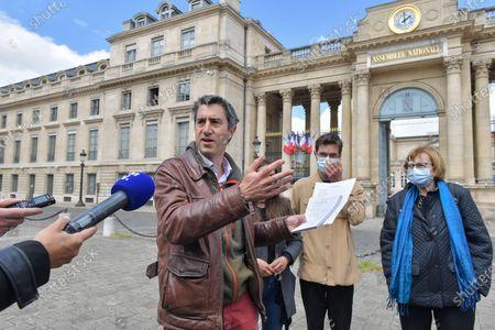 Editorial photo of RSA Youth Bill, Paris, France - 05 May 2021