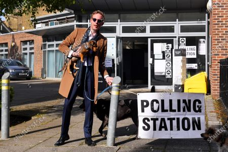 Editorial picture of Super Thursday elections, London, UK - 06 May 2021
