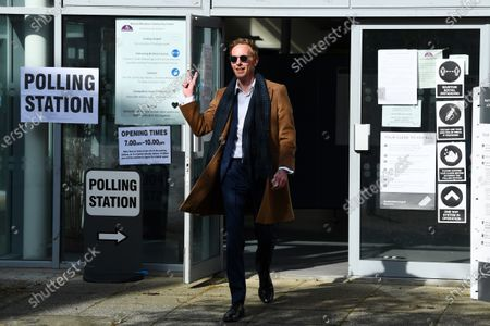 Editorial photo of Super Thursday elections, London, UK - 06 May 2021