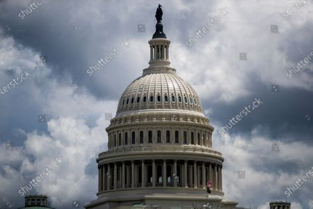 Editorial photo of House Republicans publicly call for the removal of Representative Liz Cheney from her leadership position, Washington, USA - 05 May 2021