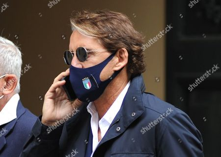 Stock Picture of Roberto Mancini