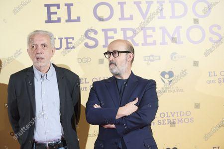 Fernando Trueba, Javier Camara
